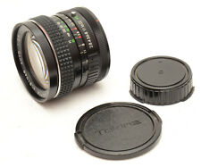 Coated Super Albinar Auto 28mm F2.8 Lens For Canon FD Mount! Good Condition!