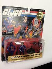 GIJoe 3 3/4  Cobra Command team Cobra   Commnder Baroness Destro Moc