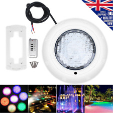 Romete Control 18W 7-color RGB Light LED Underwater Swimming Pool Light Lamp