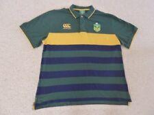 NEW CCC CANTERBURY Kangaroos Rugby League Polo Top Size 2XL (4XL)