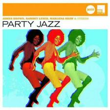 James Brown & Others, Party Jazz, CD guter Zustand (BOX15)