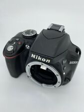 Nikon D D3300 24.2MP Digital SLR Camera - Black