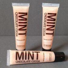 Hempz Mint Chocolate Cocoa Delicious Lip Shine Gloss, 3 Tubes ~ Free Shipping
