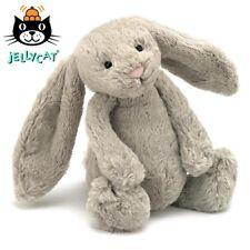JELLYCAT Bashful Bunny Rabbit SOFT teddy bear toy Small 18cm Beige Plush Easter