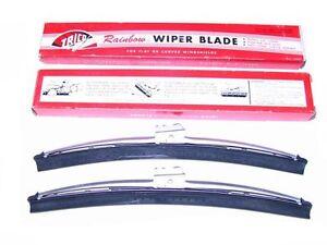 2 NOS TRICO 9 inch WIPER BLADES for 1969 1970 Austin Healey Sprite NEW PAIR