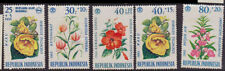 Flowers Asian Stamps