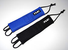 TUG Bodyboard surfing leash rail saver with quick attachment