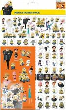 Despicable Me 3 Minions Mega Sticker Pack Over 150 Stickers