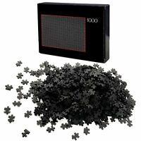 Puzzle 1000 Teile Schwarz Schwer | Erwachsenenpuzzle | Premiumpuzzle Erwachsene