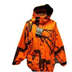 RedHead Men's Jacket Hunting Fishing Safety Orange Parka Size XXL NEW