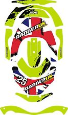 MOTOCROSS Leatt Neck Brace grafica CR KTM KX YZ RM