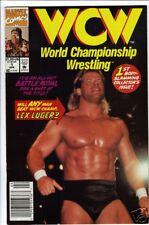 WCW World Championship Wrestling #1 comic 1992