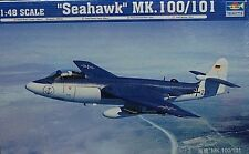 Trumpeter 1/48 Seahawk Mk 100/101 Model Kit 2827
