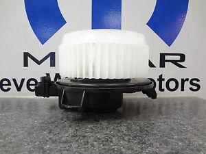 Chrysler Dodge Jeep A/C Air Conditioning Heater Blower Motor & Wheel Mopar Oem