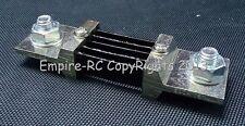 (600A) (75mV) Shunt Resistor FOR DC Current Meter Amp Analog Panel Ammeter
