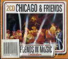 CHICAGO & FRIENDS Legends in Music Collection 2CD NEW SEALED