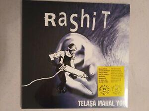 Rashit – Telaşa Mahal Yok LP (Neu, SS, Gatefold, 2020)