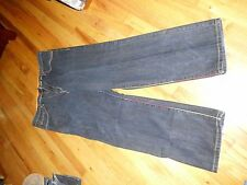 Men's Brooklyn Express Relaxed Straight Jeans Size 40X33 Good Condition