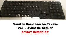 touches clavier toshiba satellite L550-13U