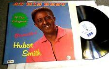 At His Best 18 Top Calypsos by ( Bermuda's ) Hubert Smith LP Caribbean reggae