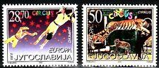 TEMA EUROPA 2002 YUGOSLAVIA EL CIRCO 2v.