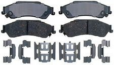 Disc Brake Pad-Ceramic Rear ACDelco 17D729CH