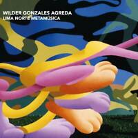 Wilder Gonzales Agreda Lima Norte Metamúsica CD Superspace Records 2014 NEW