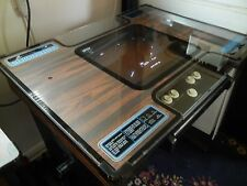 Asteroids Original Cocktail Table Video Arcade Game Machine  (By ATARI 1979*)