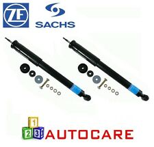 Sachs Rear Shock Absorber Gas Pressured x2 For Mercedes W124 A124 190 W201
