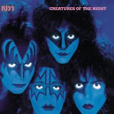 Kiss Creatures Of The Night CD NEW SEALED 1997 Remaster