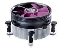 Cooler Master x Dream I117 - ventilador de CPU aluminio Color Violeta 8460