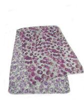 Écharpes et châles violettes avec un motif Floral pour femme