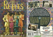RARE / DVD - THE RUTLES : ALL YOU NEED IS CASH / PARODIE DES BEATLES MICK JAGGER