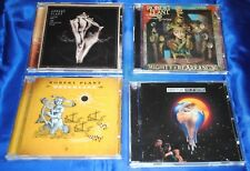 ROBERT PLANT-4CD Set-Dreamland/Fate Of Nations/Mighty Rearranger/Lullaby and...