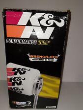 K&N Performance Gold  Oil Filter HP-6001