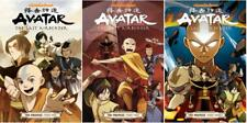 Gene Luen Yang's Avatar: The Last Airbender THE PROMISE Graphic Novels Set 1-3