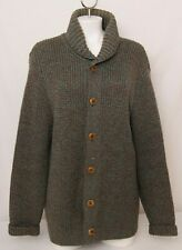 Vintage The Knitting Mill Wool Button Up Casual Cardigan USA Women's L