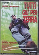 Dvd TUTTI GIU' PER TERRA con Valerio Mastandrea nuovo 1997
