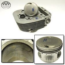 Cylindre & Piston Arrière Yamaha XV535 Virago (3BR)