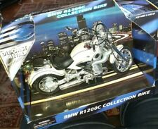 BMW R1200C Collection 1:9 Scale Die Cast Motorbike Model - RARE ITEM