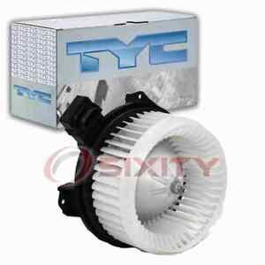 TYC Front HVAC Blower Motor for 2006-2011 Honda Civic Heating Air li