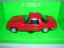 G LGB 1 24 Scale 1965 Lotus Elan Diecast Detailed Welly Model 24035 Red