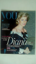 The Mail On Sunday You Magazine 3rd February 2017 Princess Diana