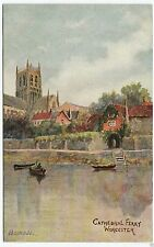 Worcester Collectable Worcestershire Postcards