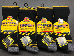 Mens Work Socks Warm Insulated Non Elastic Heavy Duty Boot Work Shoes 6-11