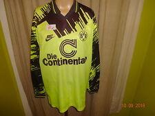 "Borussia dortmund original nike manga larga Camiseta 1993/94 ""el"" continentale talla XL"