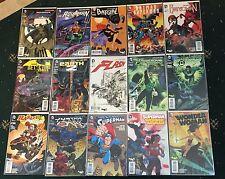DC NEW 52 BATMAN 75TH ANNIVERSARY VARIANT COVER SET 15 BOOKS