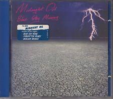 CD ALBUM MIDNIGHT OIL / BLUE SKY MINING