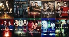 Supernatural Complete All Season 1-10 DVD Series Collection Video Episode Volume