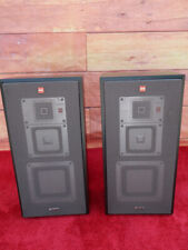 Pair of SONY  3-way Audiophile Speakers  Model: APM-270  Made in USA